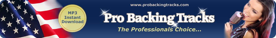 Professional Backing Tracks